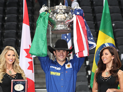 Kaique Pacheco world championship