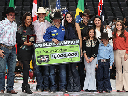 Kaique Pacheco world championship 2