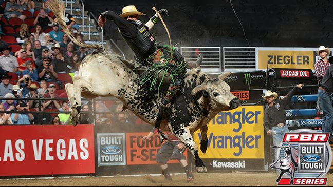 b9777ba826134 Professional Bull Riders - Mauney still looking for revenge against Air Time
