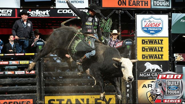 10309a7494570 Professional Bull Riders - Mauney to get rematch against Pearl Harbor