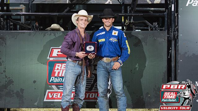 Pacheco and Livingston split Velocity Tour win in Hidalgo