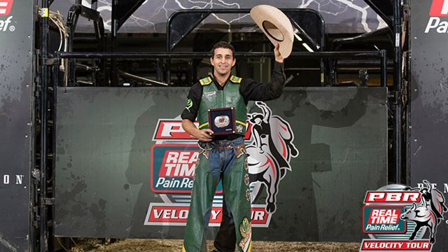 Montanha Wins RVT Event in Youngstown