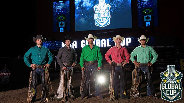 Single day tickets now on sale for inaugural PBR Global Cup
