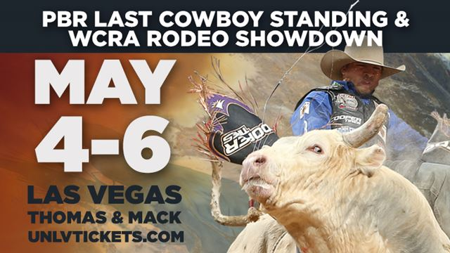 Last Cowboy Standing & WCRA Rodeo Showdown Tickets On-Sale