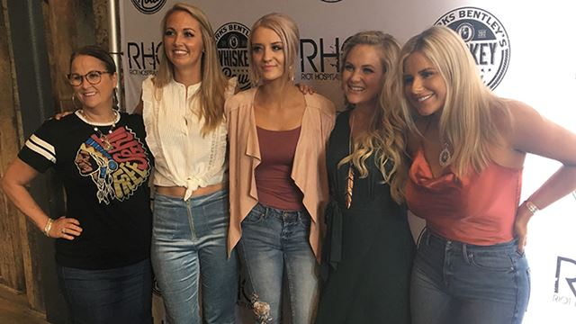 Women of the PBR discuss life on the big tour