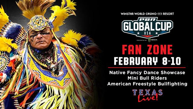 PBR Global Cup to feature Native Fancy Dance Showcase