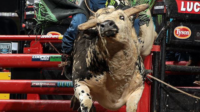 Behind the Chutes: Des Moines, Day 1